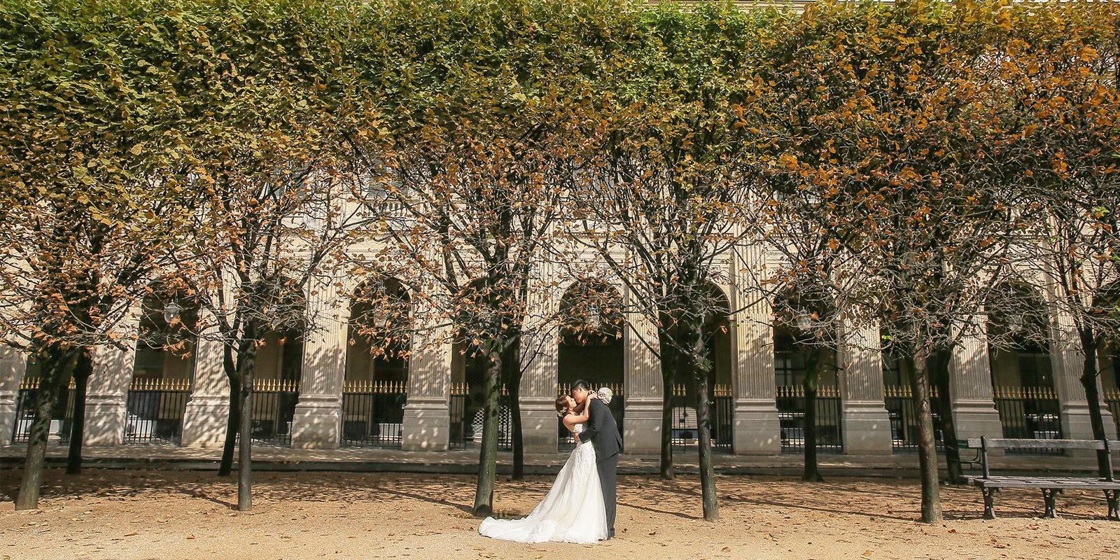 巴黎皇家公園