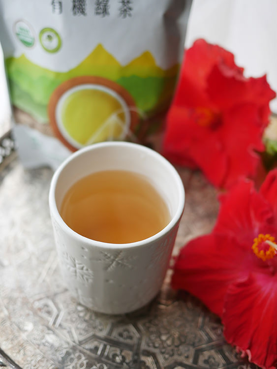 T世家綠茶