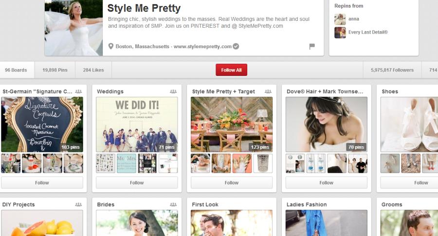 style_me_pretty_pinterest
